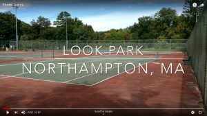 Piretti Tennis and Sports Surfacing on Youtube